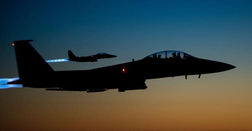 Baltico, jet Nato intercetta aereo del ministro della Difesa russo
