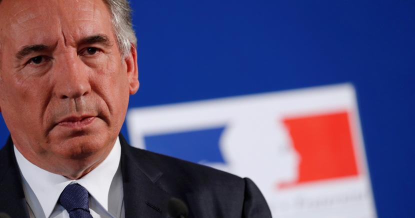 Francois Bayrou (Reuters)