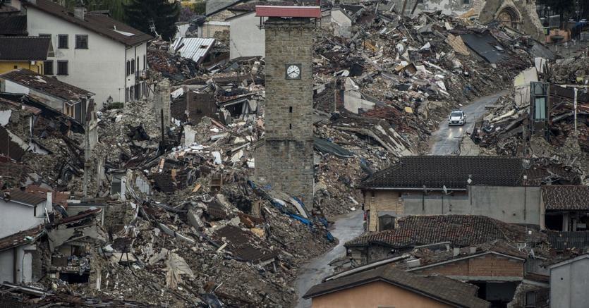 Terremoto: 1,2 miliardi dalla Ue per la ricostruzione