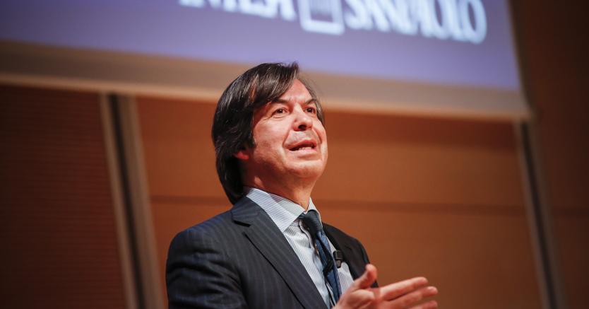 Carlo Messina (Agf)
