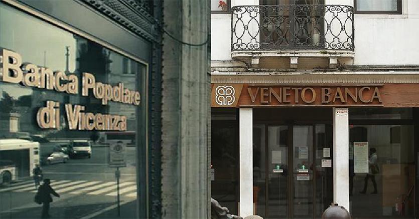 """Veneto Banca e Banca Popolare di Vicenza sono """"in fallimento, o in probabile fallimento"""""""