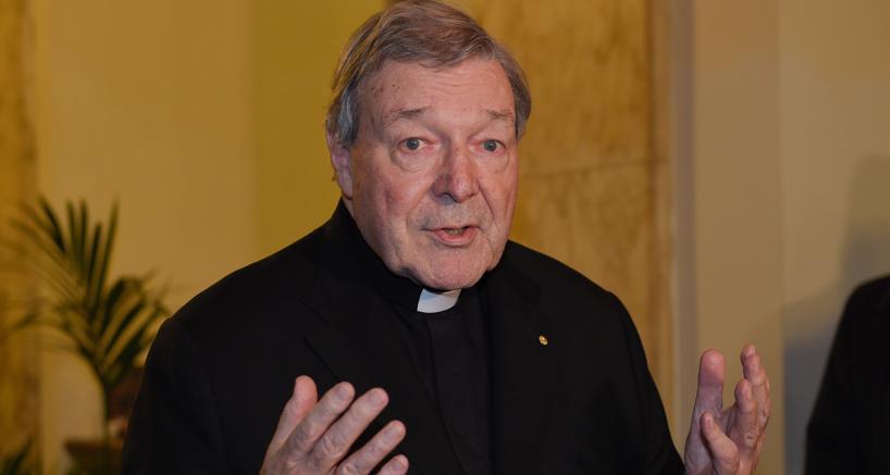 Incriminato per reati sessuali il Cardinale George Pell