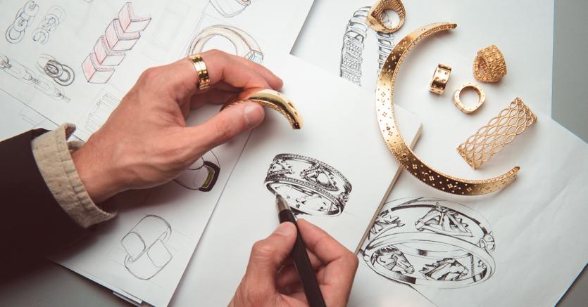 design essenziale per i gioielli firmati roberto coin il