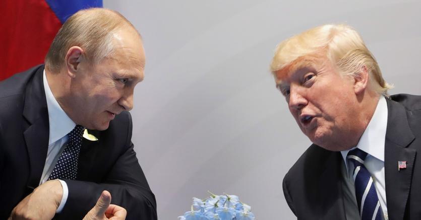 G20 al via con scontri ad Amburgo. Trump incontra Merkel