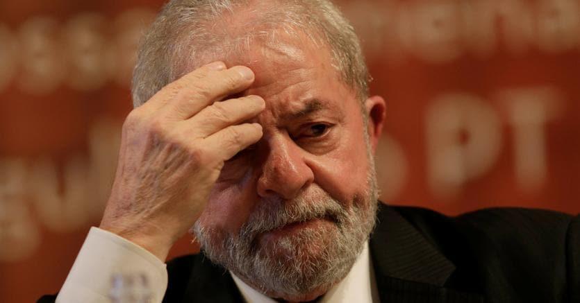 L'ex presidente brasiliano, Lula (Reuters)