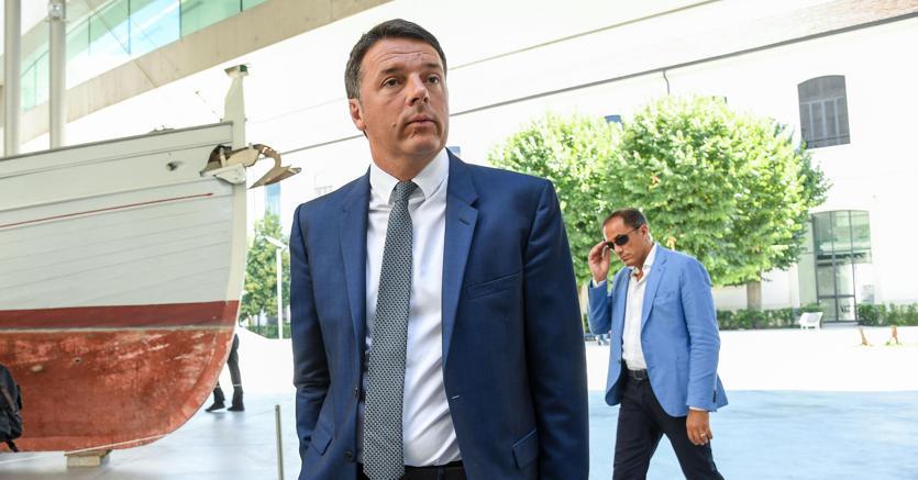 Renzi attacca: ci siamo affidati a Bankitalia, è stato un errore