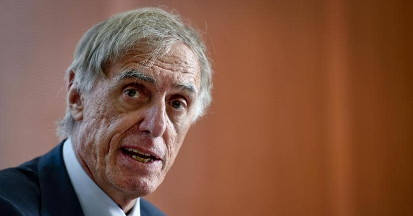 Il presidente dell'Istat Giorgio Alleva