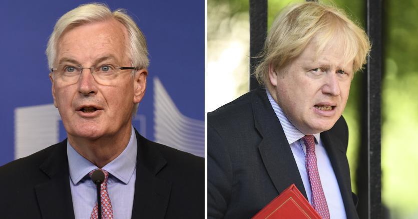 Il capo negoziatore Ue per la Brexit Michael Barnier