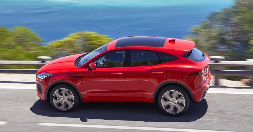 Jaguar E-Pace: la prima SUV compatta del Giaguaro