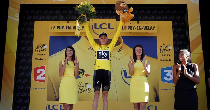 Tour de France, Matthews vince la 16ª tappa, Froome rimane in giallo
