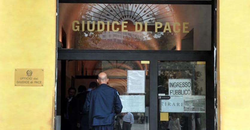 Giudici di pace: nuovo stop di un mese a Gennaio