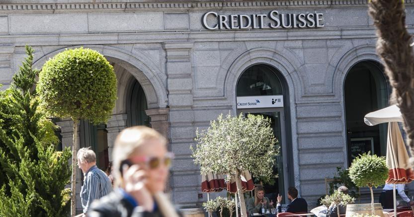Credit Suisse, la Gdf indaga su 10mila clienti