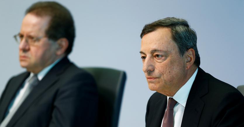 Bce, tassi fermi e conferma del quantitative easing