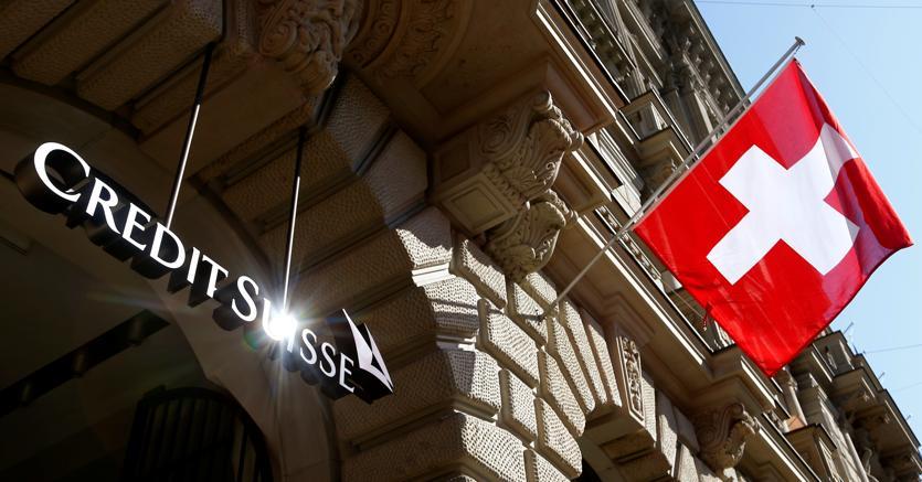Credit Suisse, le Fiamme Gialle chiedono i nomi di 10mila clienti italiani