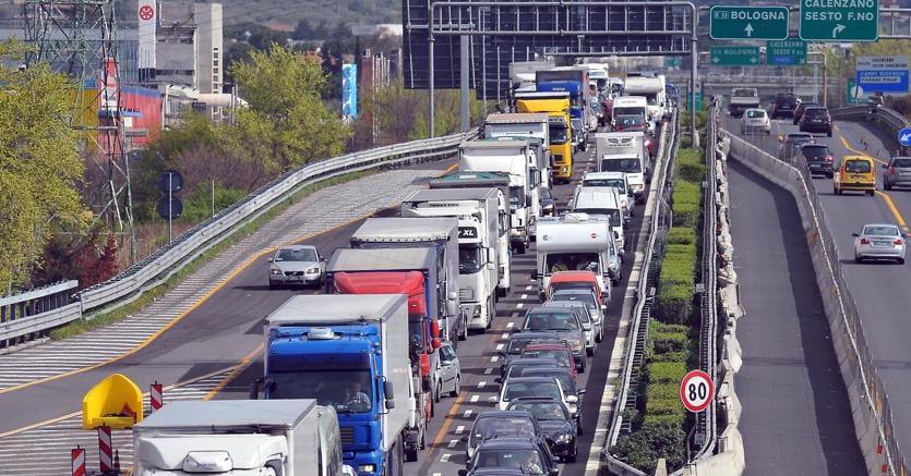 Traffico per le partenze estive: 5 agosto