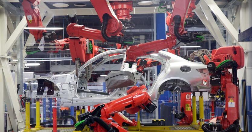 Produzione industriale. A maggio, positivi il fatturato e gli ordinativi