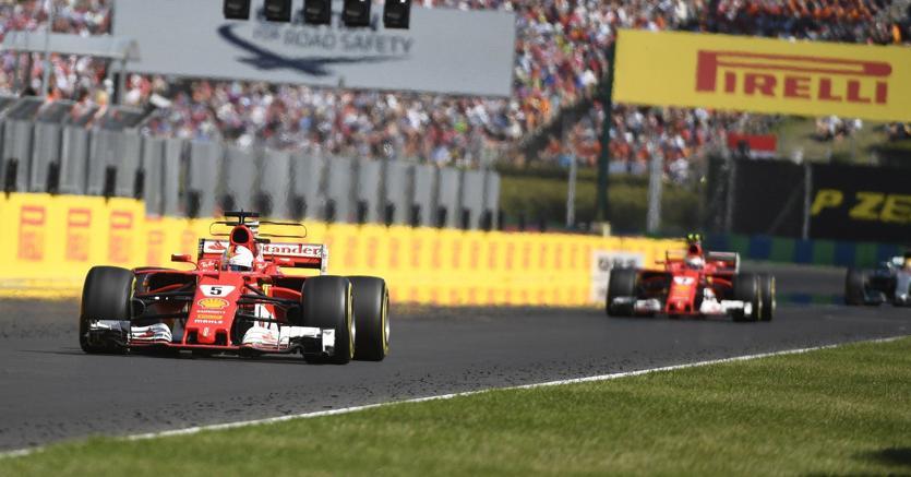 Vettel torna micidiale martello: aumenta distacco su Hamilton