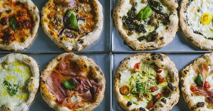 Trapani dagli orologi alla pizza