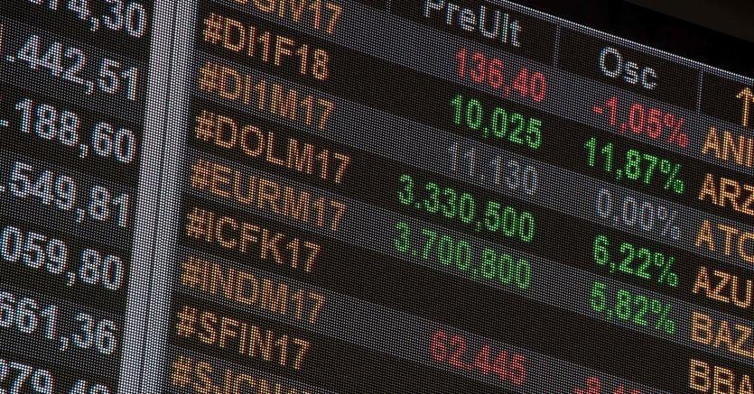 Wall Street rinsalda le posizioni, Dow Jones sette su sette