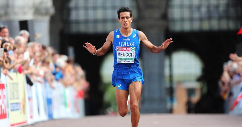 Mondiali atletica: nella maratona Meucci è sesto
