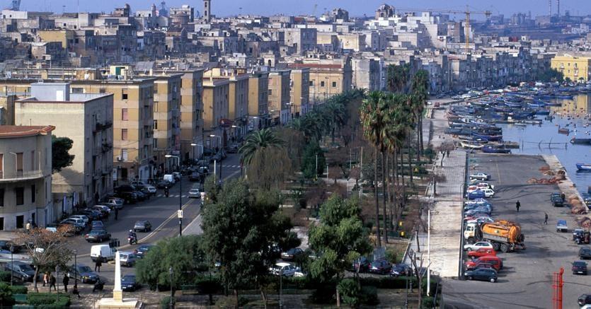 Taranto, la città vecchia (Marka)