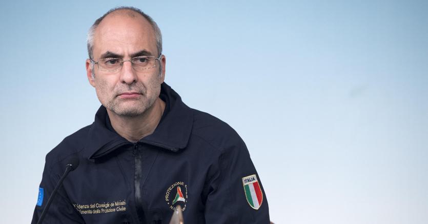 Fabrizio Curcio (Ansa)