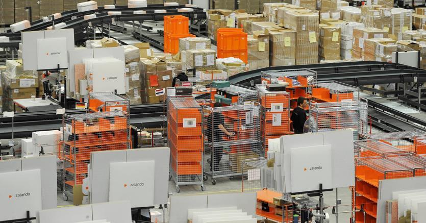 Zalando annuncia mille posti di lavoro in Italia nel nuovo centro