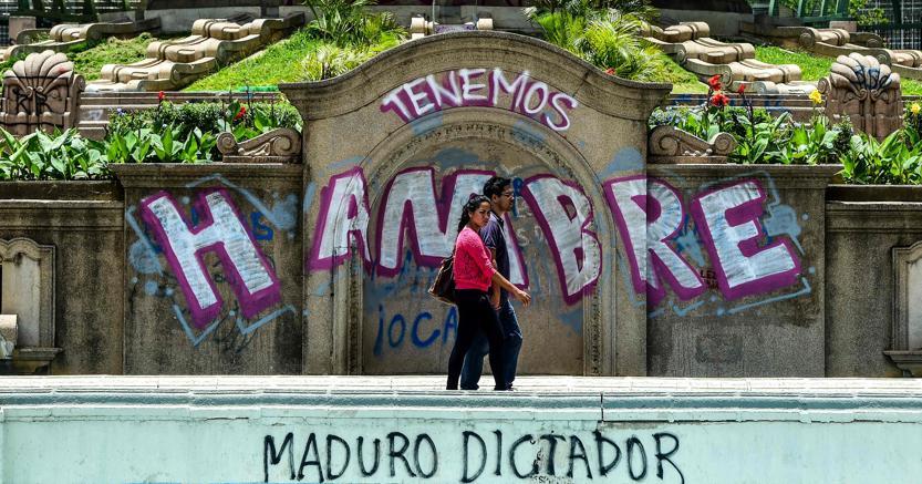Maduro sfida gli Usa: