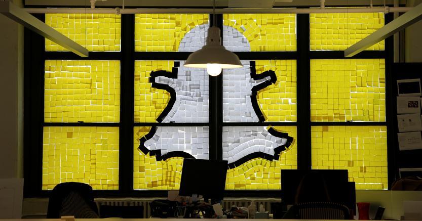 Trimestre sotto le attese per Snapchat