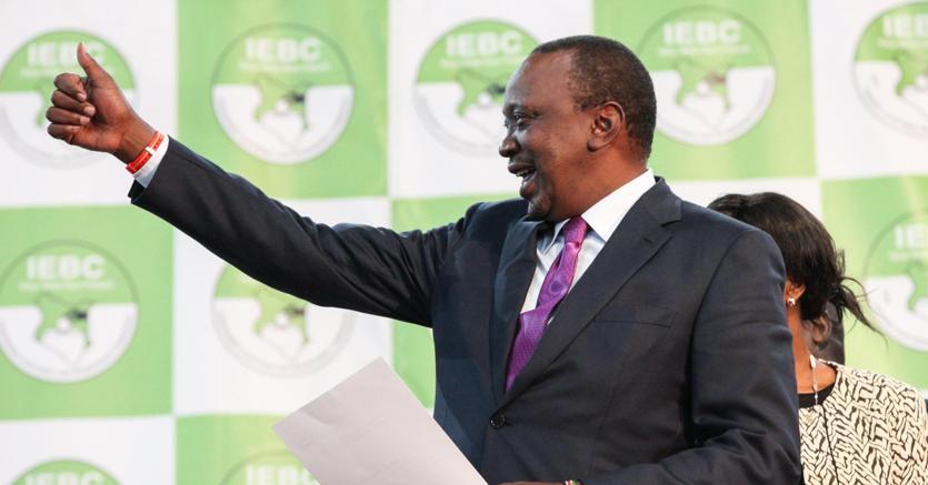 Elezioni Kenya, esplode la protesta dopo riconferma di Uhuru Kenyatta