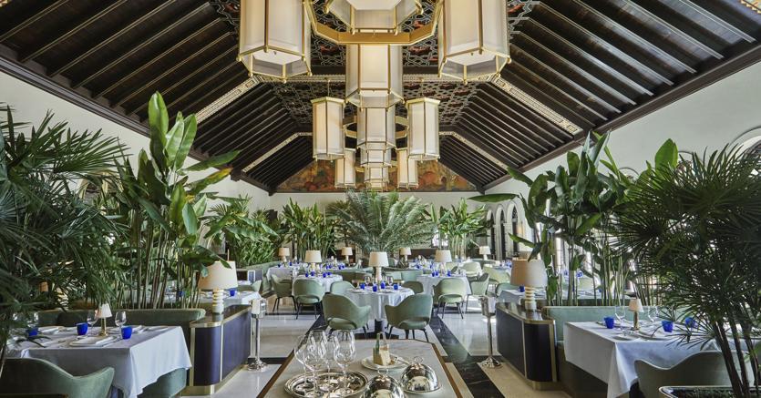 Mobili Italiani Di Lusso : Il made in italy arreda gli hotel di lusso in tutto il mondo il
