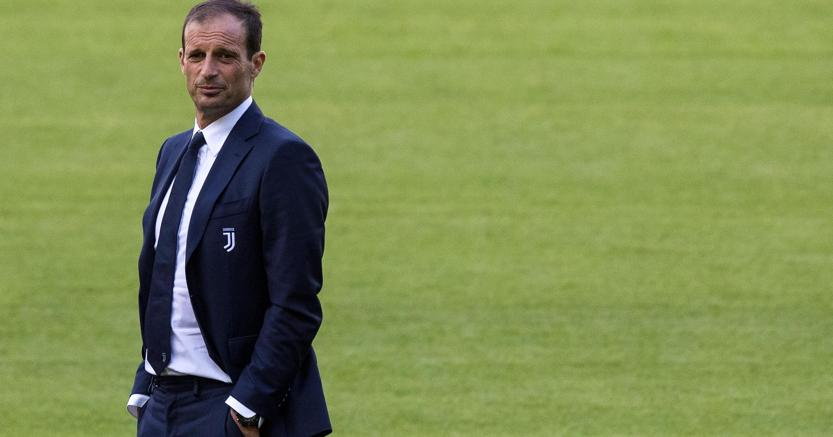 Allegri in conferenza: