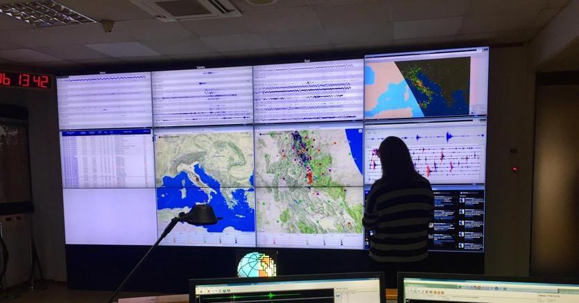 Terremoto oggi in provincia di Firenze di magnitudo 2.3