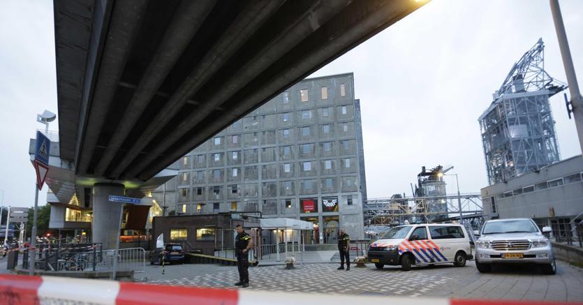 Rotterdam non è terrorismo: il conducente del van era ubriaco