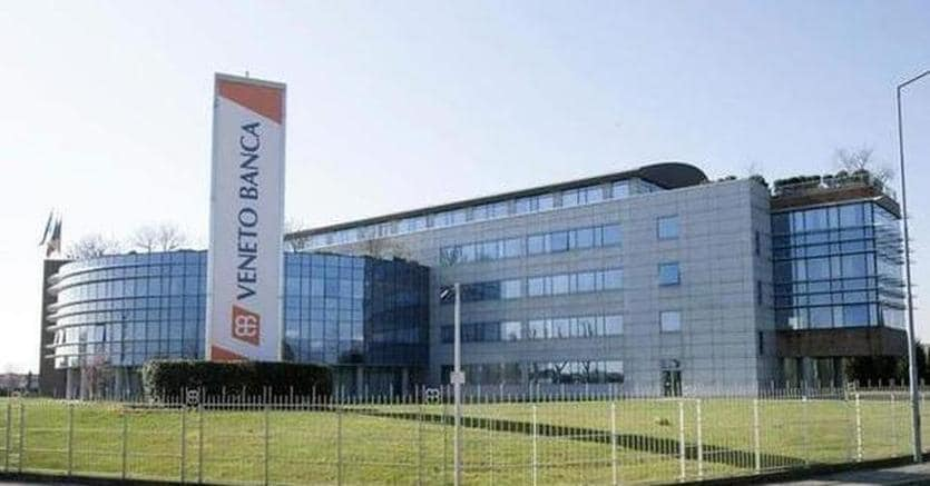 Veneto Banca, da Consob multe per 5,5 milioni a ex-vertici