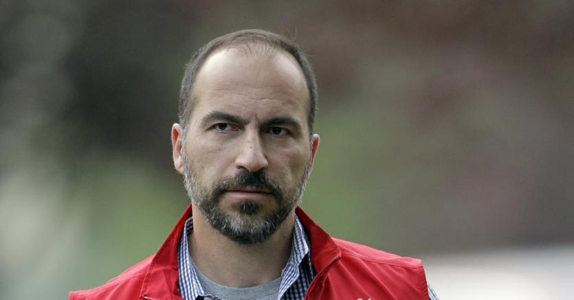 Dara Khosrowshahi, ex ceo di Expedia, ora leader di Uber (Fonte AP)