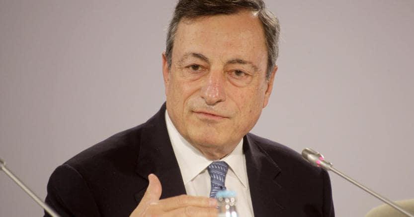 Draghi, su Qe probabilmente decisione a ottobre