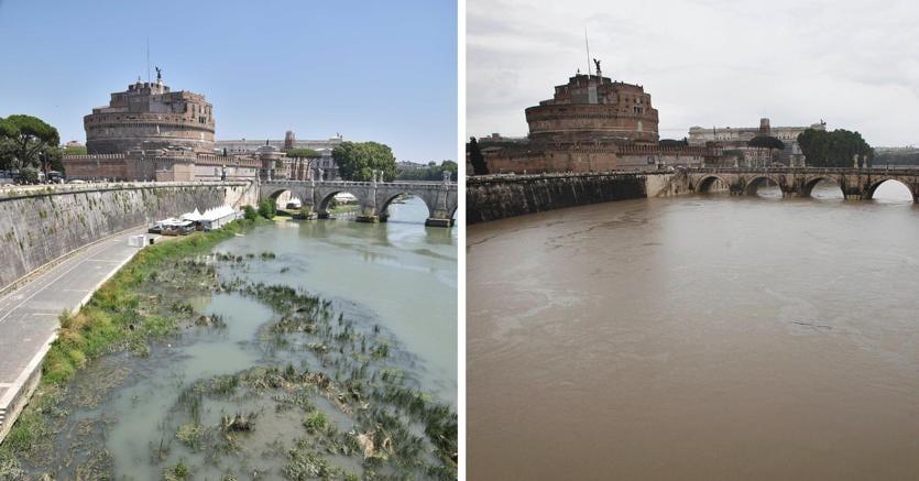 Emergenza idrica Roma, Acea: Piano riduzione pressione acqua verso accantonamento