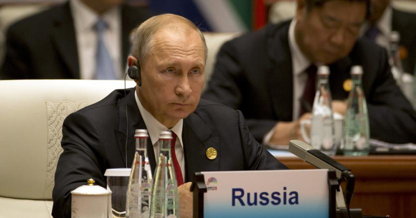 Vladimir Putin al vertice dei Brics di Xiamen, in Cina