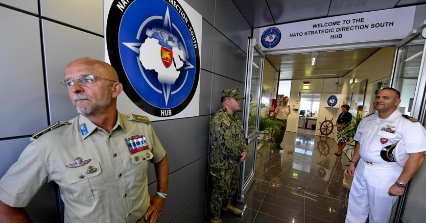 Nato, a Giugliano hub strategico per Medio Oriente e Africa