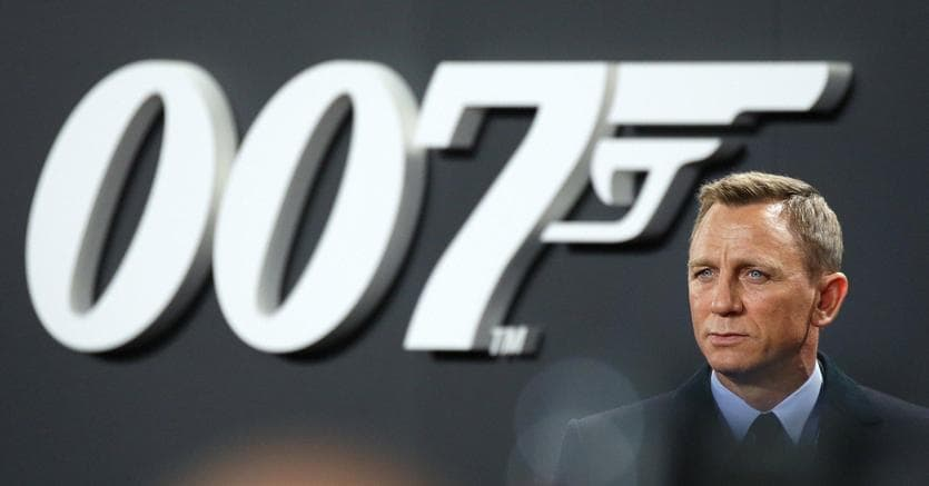 Daniel Craig (Ansa) tornerà a intepretare James Bond