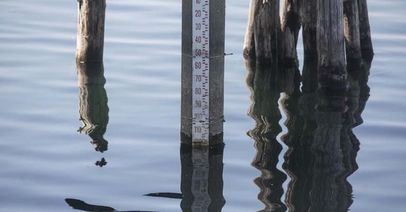 Siccità, riduzione notturna dell'acqua? Il piano Acea è in stand by