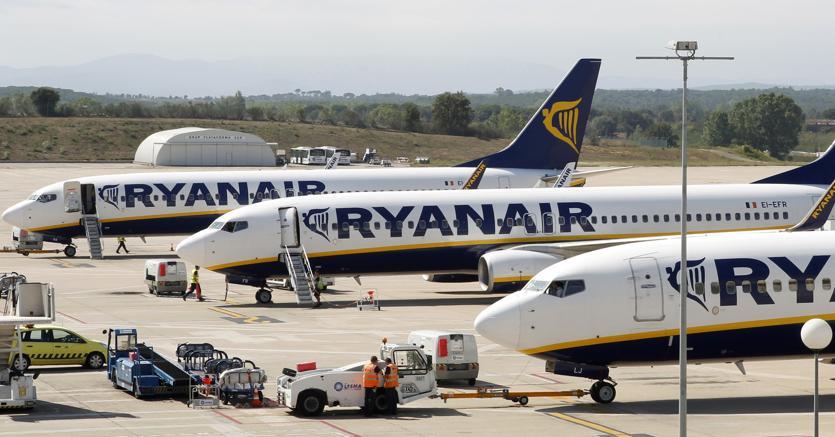 Ryanair bagaglio a mano: nuove regole e tariffe dal 1 novembre