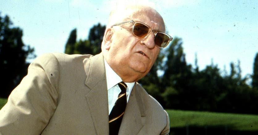 Enzo Ferrari (Olycom)