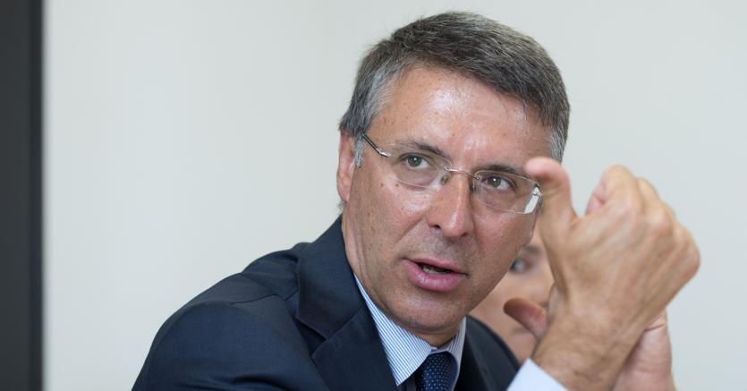 Il presidente dell' Anac Raffaele Cantone