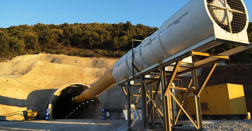 La miniera Olympia in Grecia gestita dalla società canadese Eldorado