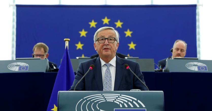 Domani il discorso dello stato dell'UE del presidente Jean-Claude Juncker