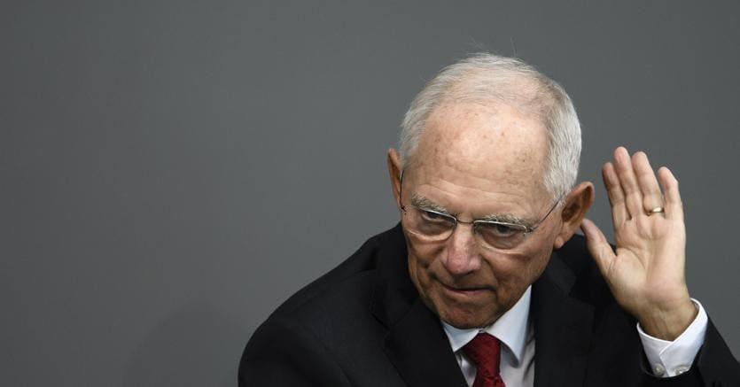 Wolfgang Schäuble (Epa)