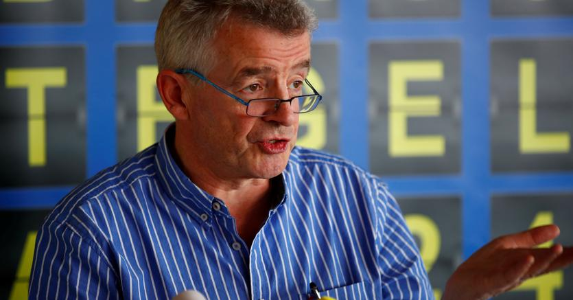 Il ceo di Ryanair, Michael O'Leary (Reuters)