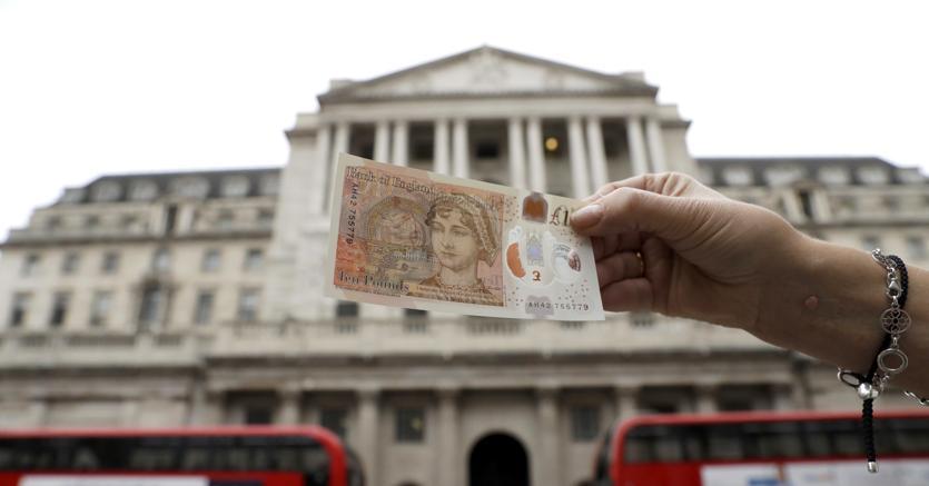 La sede della Banca d'Inghilterra (Ap)